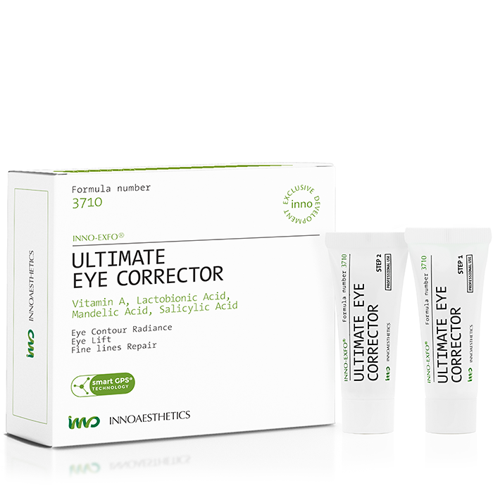 ПИЛИНГ INNO-EXFO ULTIMATE EYE CORRECTOR