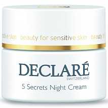 5 Secrets Night Cream