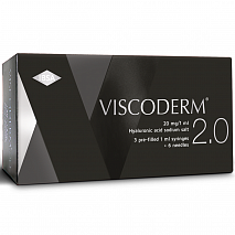 Viscoderm TRIO 2,0%