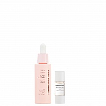 Black Baccara Hair Multiplying Scalp Concentrate + Pre-Treatment Exfoliator